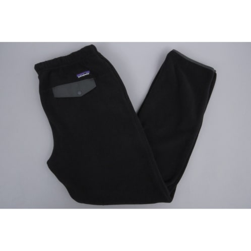 Patagonia Synchilla Snap-T Pants Black W / Forge Grey