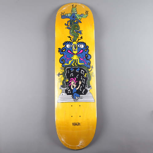 "Polar 'Hjalte Halberg Dragon Gate' 8.5"" Deck"