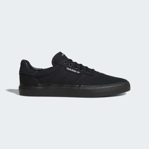 Adidas 3MC Vulc Shoes - Core Black/Core Black/Grey Two