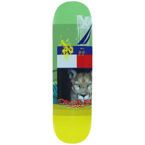 Scumco & Sons Philly Santosuosso Labels Deck - 8.25""