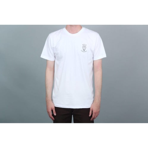 Mother Collective Wavy Gravy T-Shirt White