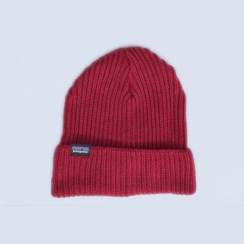 Patagonia Fishermans Beanie Oxide Red