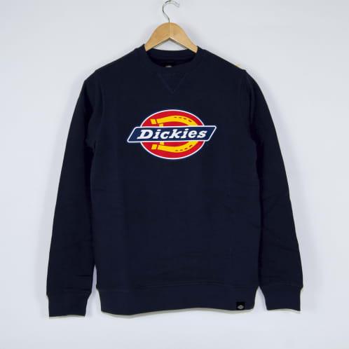 Dickies - Harrison Crewneck Sweatshirt - Navy Blue