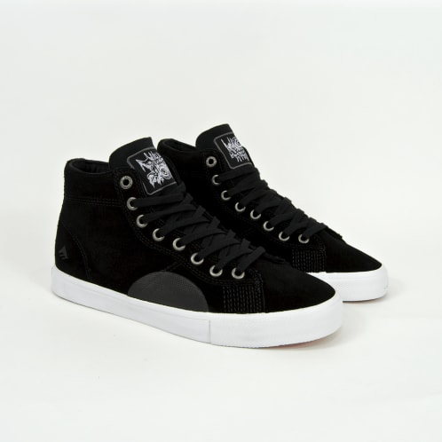 Emerica - Indicator High x Funeral French Shoes - Black