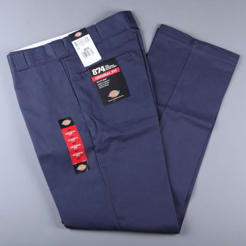 Dickies 'Original 874' Work Pant (Navy Blue)