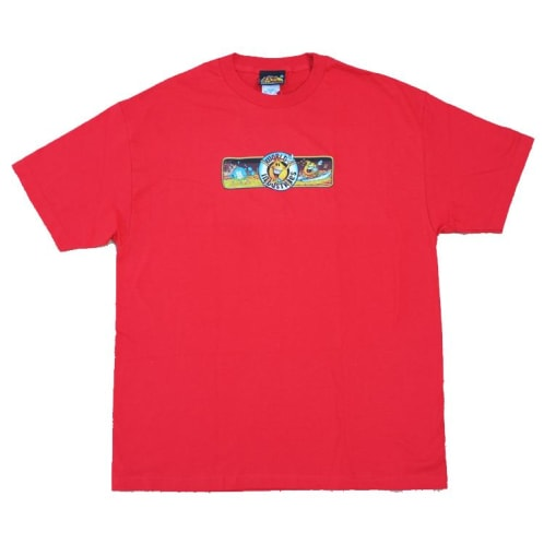 World Industries Flame Boy Life Boat T-Shirt - Red