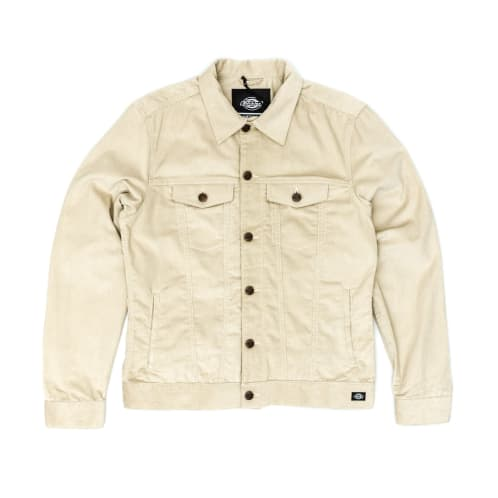 Dickies Piermont Jacket - Oyster Grey