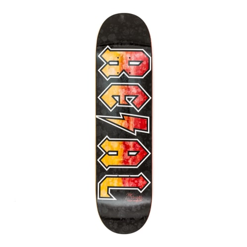 Real Deeds Zion Wright Deck - 8.06""