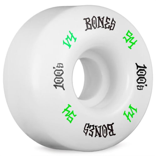 Bones 100's V4 54mm Wheels