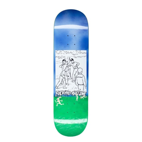 """Fucking Awesome Recess Deck - 8.5"""""""