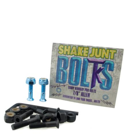 Shake Junt Skateboarding Fixing Bolts Terry Kennedy Pro Bolts 7/8 Allen