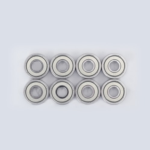 NMB 608ZZ Full Precision Bearings