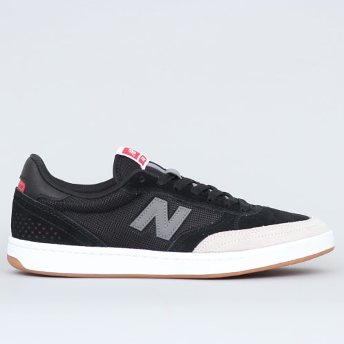 New Balance Numeric 440 Black / Grey
