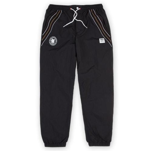 Adidas x Evisen Track Pants Black/White/Pyrite