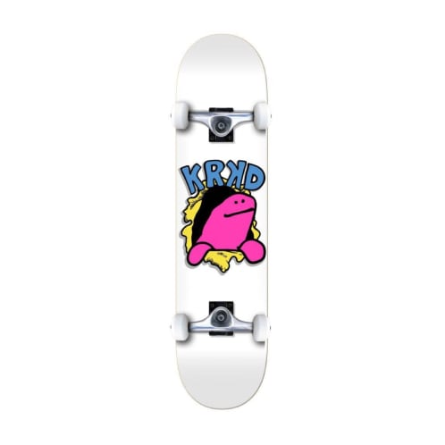 "Krooked Skateboards - 8.0"" Shmoo Face Complete Skateboard"