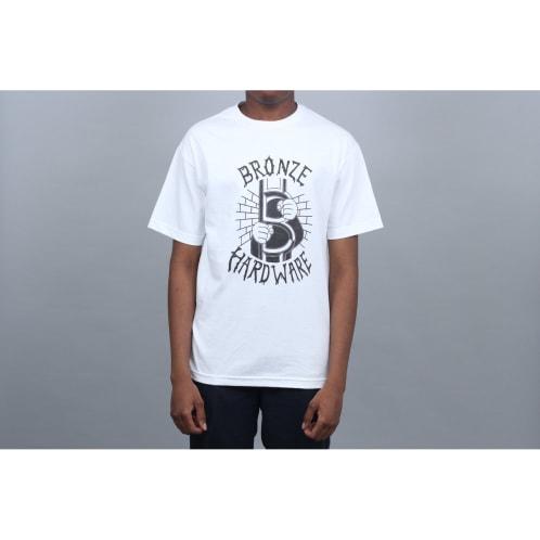 Bronze JailBreak T-Shirt White