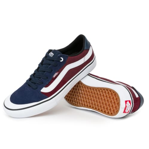 Vans Style 112 Shoes - Dress Blues/Port Royale