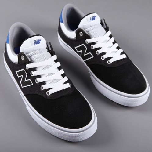 New Balance Numeric '255' Skate Shoes (Black / White)