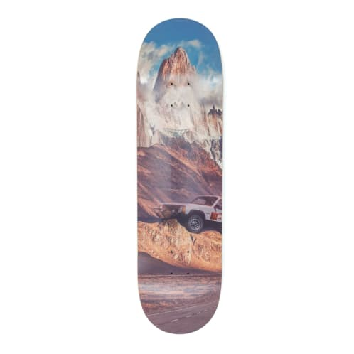 Call Me 917 Sandy Parker Collage Cyrus Bennett Deck - 8.5""