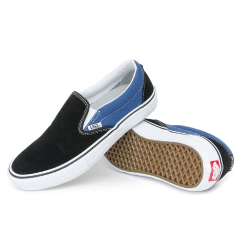 Vans x AntiHero Slip On Pro Shoes - Pfanner/Black