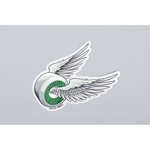 Spitfire OG Classic Sticker Green