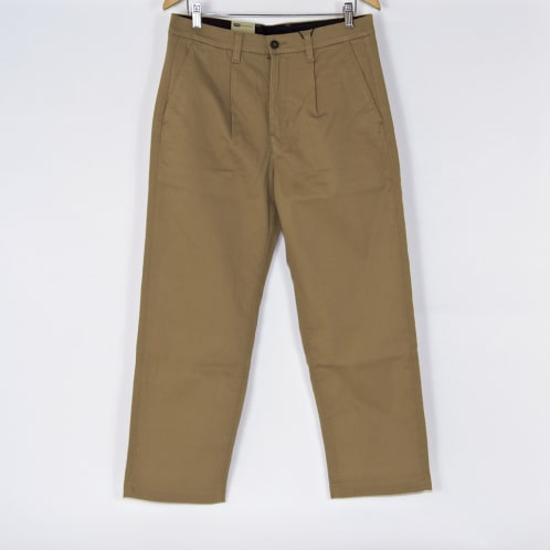 Levi's Skateboarding Collection - Skate Pleated Trouser - Harvest Gold