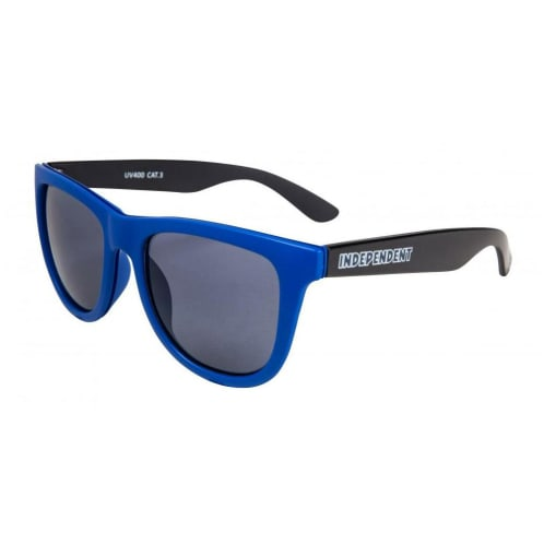 Independent BC Primary Sunglasses - Blue/White