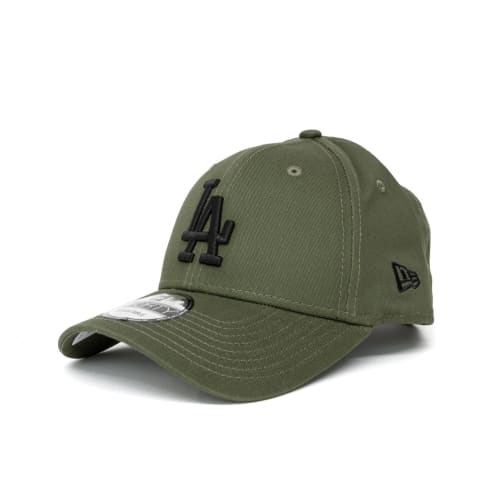 New Era League Essential Los Angeles Dodgers 9FORTY Cap - Olive