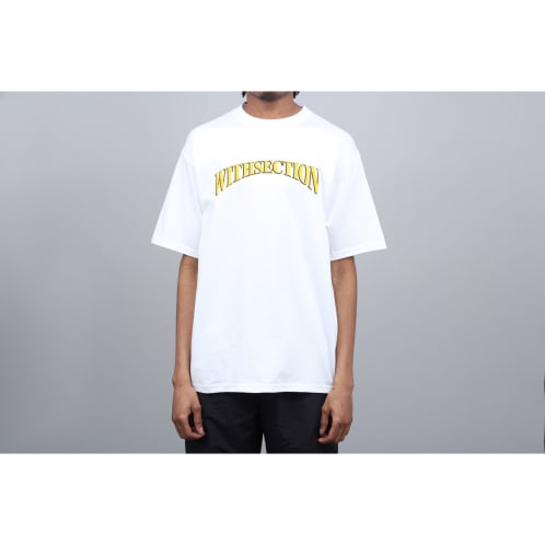 WITH Memphis T-Shirt White