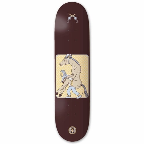 Drawing Boards Horse Power Deck - 8.25""