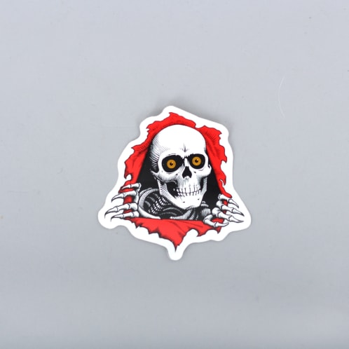 Powell Peralta Ripper Sticker White