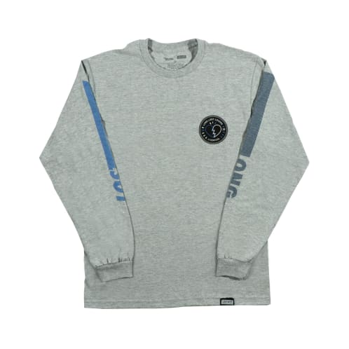 Long Lost L/S Tee Grey