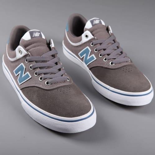 New Balance Numeric '255' Skate Shoes (Grey / Navy)