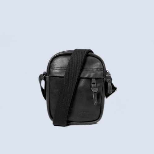 Eastpak The One Bag Black Ink Leather