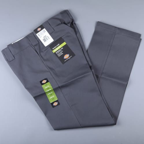 Dickies 'Slim Straight 873' Work Pant (Charcoal)