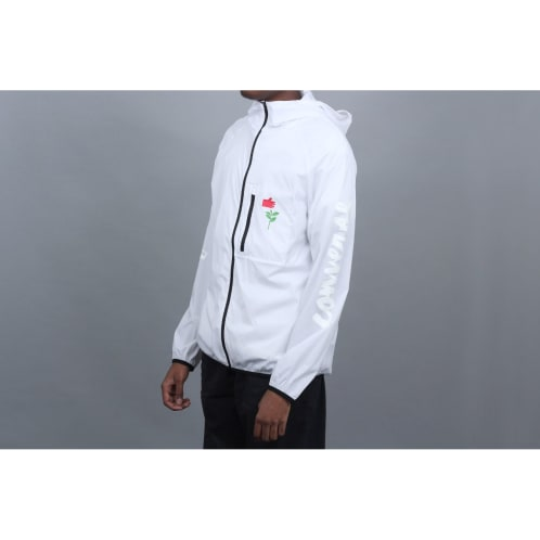 Converse X Chocolate Packable Anorak White