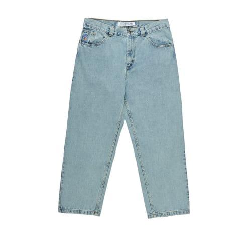 Polar '93 Denim Pants - Light Blue