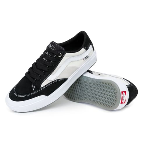 Vans Berle Pro Shoes - Black/White
