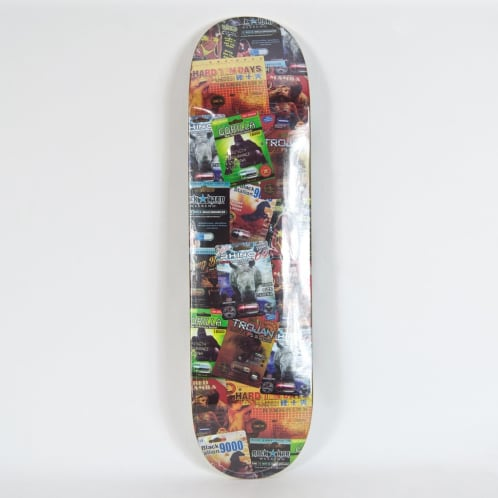"Alltimers - 8.25"" Sex Pills Skateboard Deck"