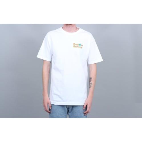 Quartersnacks Cactus T-Shirt White