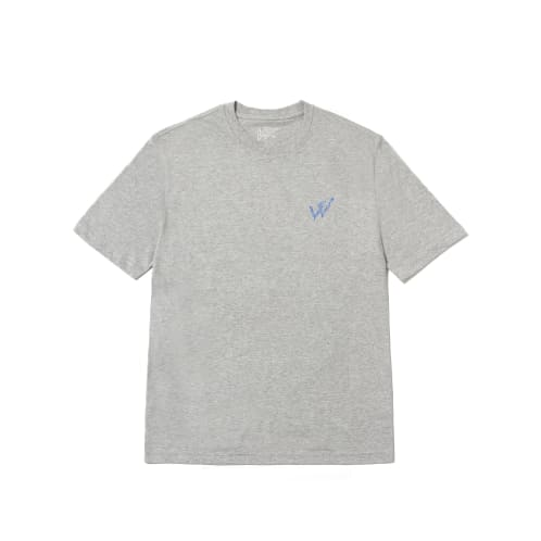 TONY T-SHIRT GREY MARL