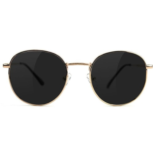Glassy Ridley Sunglasses | Gold