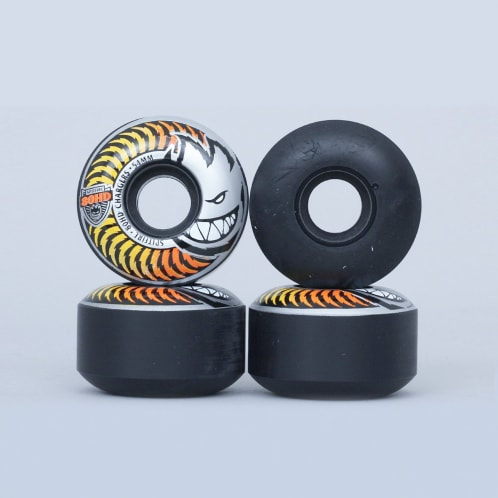 Spitfire 54mm 80HD Classic Chargers Soft Wheels Fade Black