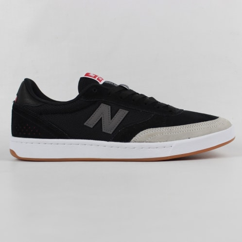 New Balance Numeric 440 Shoe Black/Grey