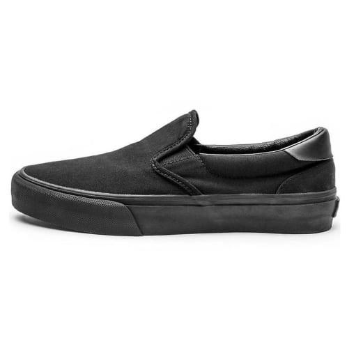 Straye Ventura Shoes - Black/Black Canvas