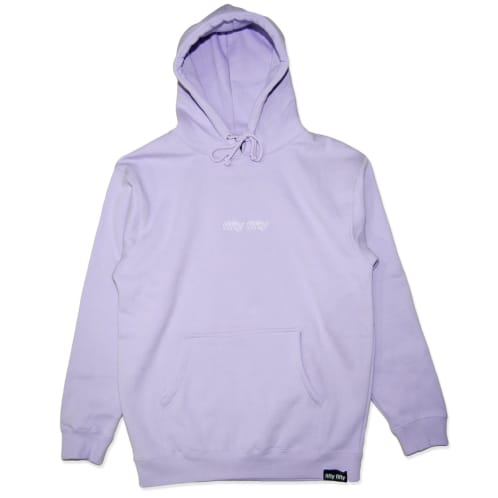 Fifty Fifty Outline Hood Lavender