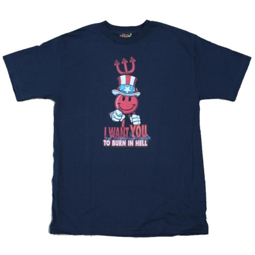 World Industries Recruiter T-Shirt - Navy