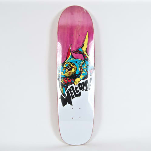 """Welcome Skateboards - 8.5"""" Otter On Sylphstick Deck (Pink Stain)"""