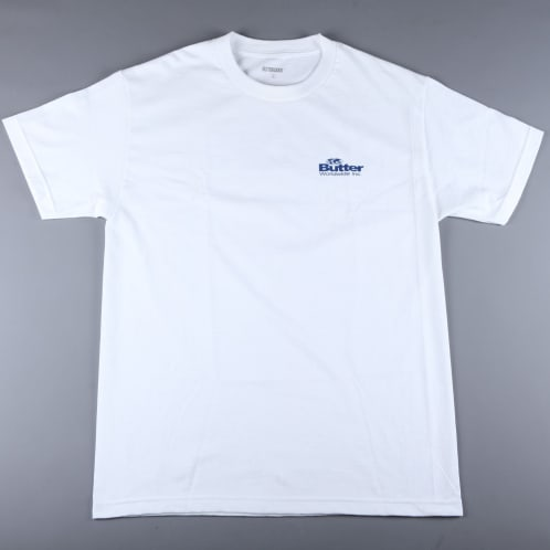 Butter 'Incorporated' T-Shirt (White)