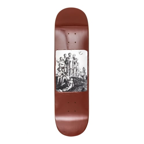 Fucking Awesome Journey of Man Deck - 8.5""